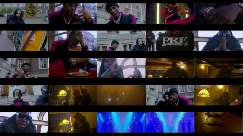 Young Dolph, Key Glock - 1 Hell of a Life (Official Video)