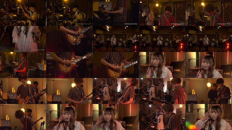 GLIM SPANKY - 「Breaking Down Blues」(YouTube Live)