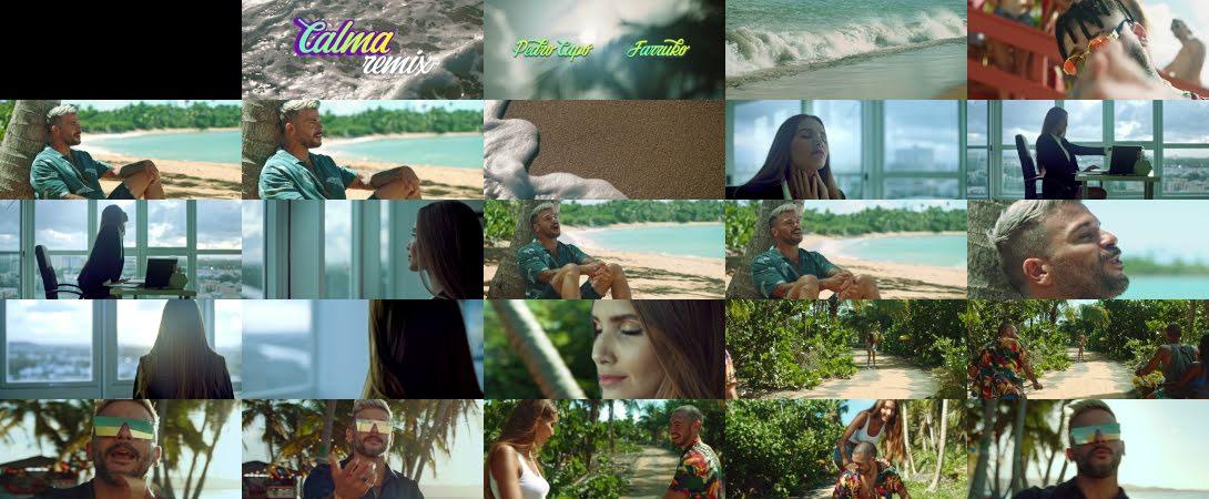 Pedro Capó, Farruko - Calma (Remix - Official Video)
