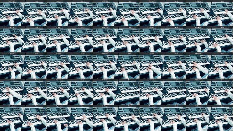 蒼いノクターン  Nocturne / ポールモーリア  Paul Mauriat ★エレクトーン
