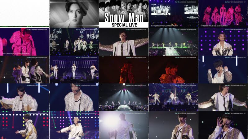 Snow Man @ TOKYO GIRLS COLLECTION 2019 A/W | SPECIAL LIVE