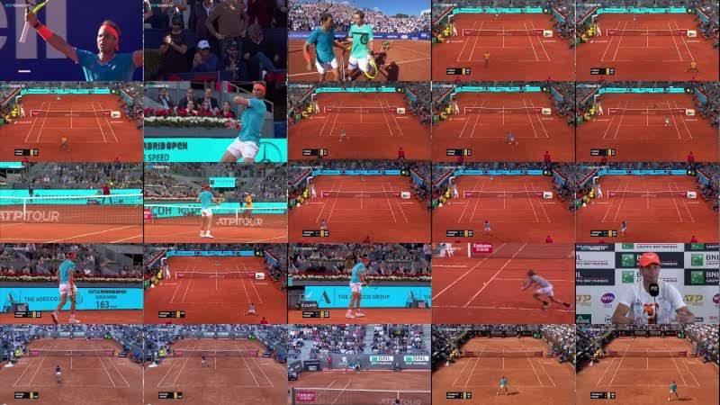 RAFA NADAL: 2019 ATP Highlight Reel