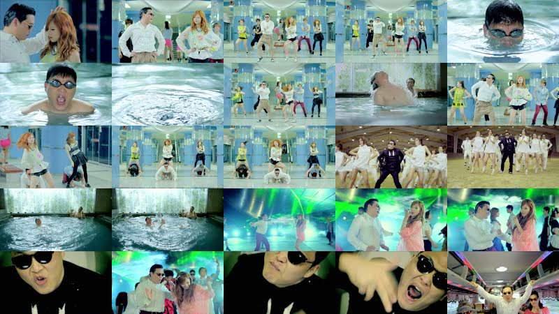 PSY - GANGNAM STYLE(강남스타일) M