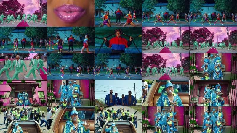 Missy Elliott - Throw It Back