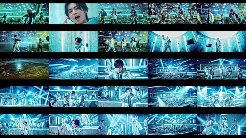 THE RAMPAGE from EXILE TRIBE / FULLMETAL TRIGGER (Music Video)