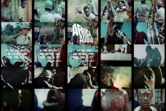 Africa Addio (1966) Trailer.