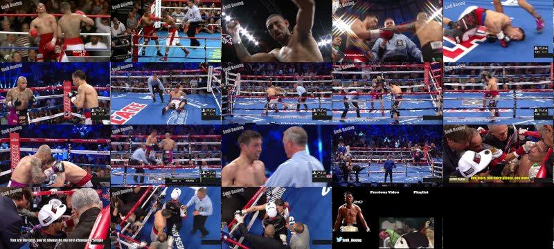 10 Memorable Corner Moments In Boxing! Pt 3