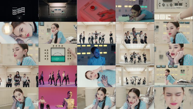 How To Love (feat. GRAY) - ALLY [OFFICIAL MV]