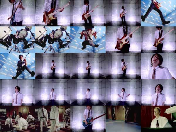 L'Arc~en~Ciel「STAY AWAY」-Music Clip-