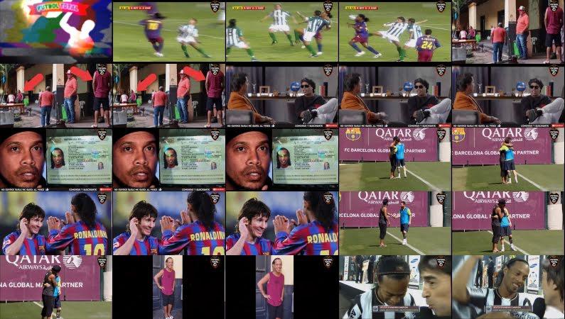 Messi ayuda a su amigo en la carcel Asi vive Ronaldinho en una prisión de paraguay