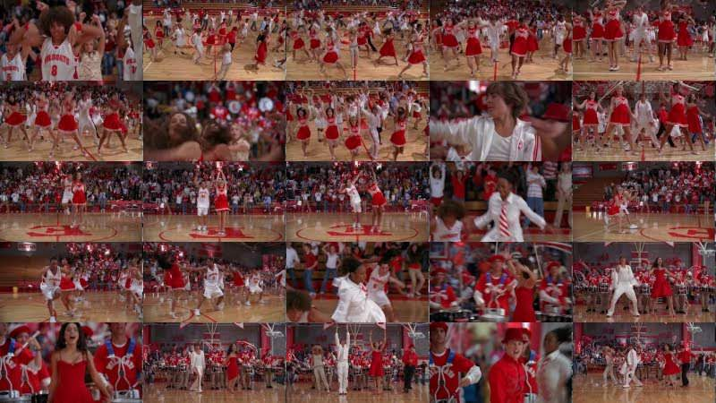 High School Musical Cast - We're All In This Together (From
