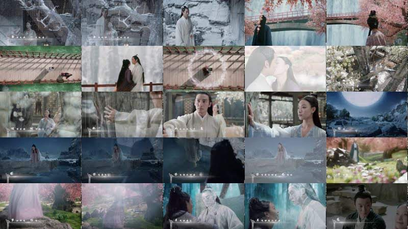 宸汐緣 Love And Destiny 水從天上來MV 張震 倪妮 CROTON MEGAHIT Official