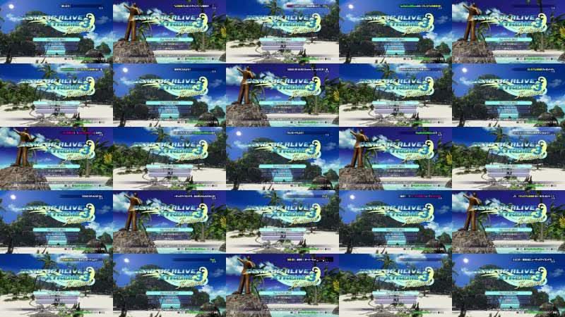 【DOAX3】おっぱいソウル3 ポールダンスを目指してpart1【ライブ配信】