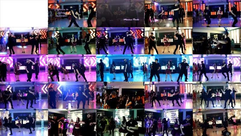 Debutante Dançando - FUNK   Rca Dance   15 anos