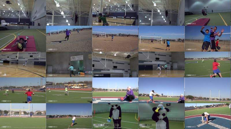 Nerf Sports Edition   Dude Perfect