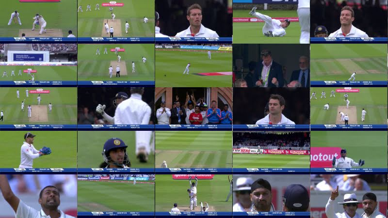 Pietersen 202* and Majestic Dravid Ton! | Classic Match | England v India 2011 First Test | Lord's