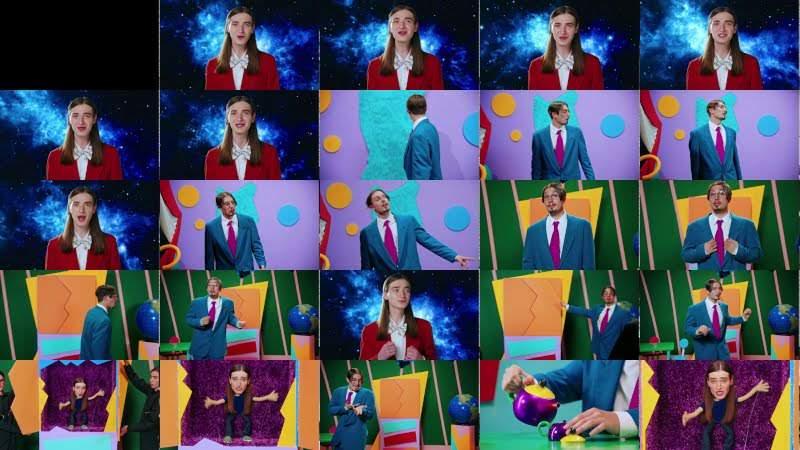 Y2K, bbno$ - Lalala (Official Video)