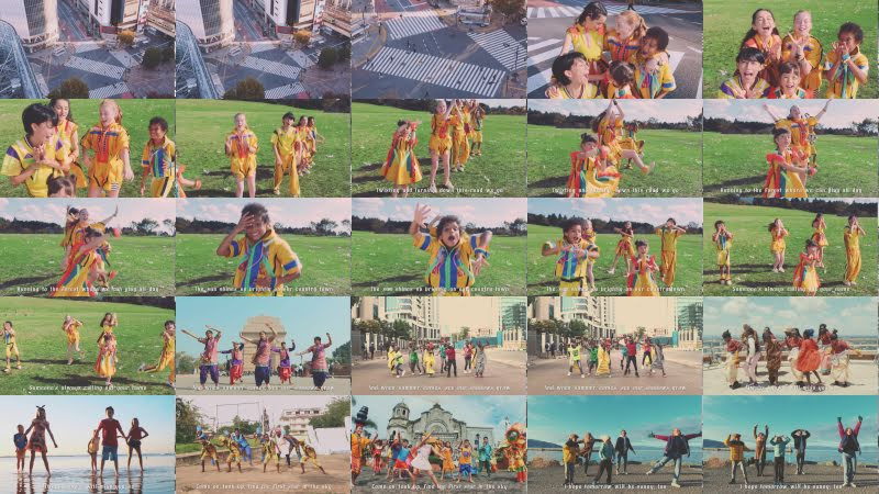 Foorin team E  - Paprika  (world video)