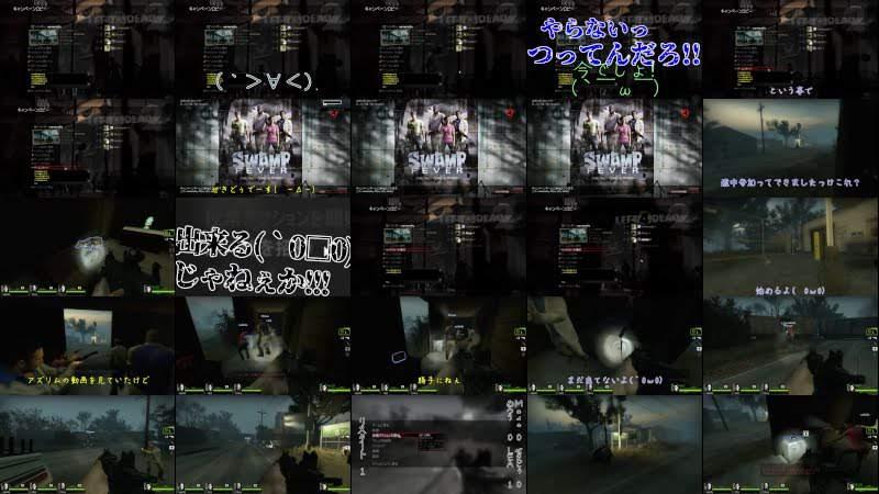 【L4D2】英語縛りでダァァアァァ!!!第六部 完