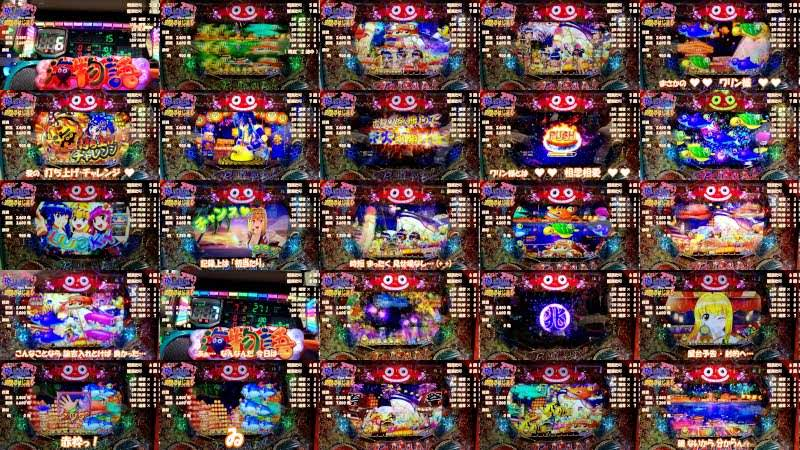 《 PA スーパー 海物語 IN JAPAN2 with 太鼓の達人 》《 華ぱぱの パチンコ 実践動画 アツい時間のはじまり 第258話 》 10月の新台 初打ち 全モード 編
