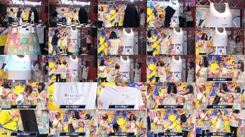"""ヤバイTシャツ屋さん 立体巨大「タンクトップくん」に感激「どこに金使ってねん」 期間限定ショップ『""""ヤバイ""""ガム屋さん』オープン記念イベント"""