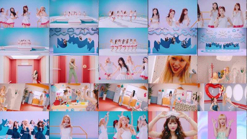 [MV] OH MY GIRL(오마이걸) _ BUNGEE (Fall in Love)