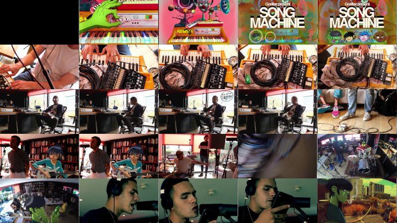 Gorillaz - Momentary Bliss ft. slowthai \u0026 Slaves (Episode One)