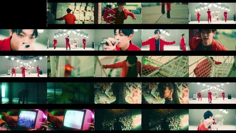 THE ORAL CIGARETTES「Shine Holder」Music Video <5th ALBUM『SUCK MY WORLD』2020.4.29  Release>