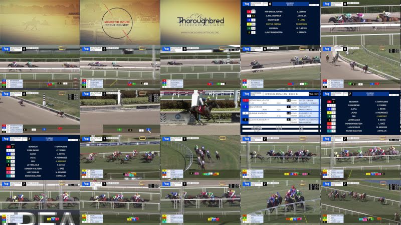 Gulfstream Park Replay Show | March 18, 2020