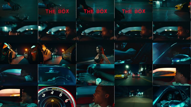 Roddy Ricch - The Box [Official Music Video]