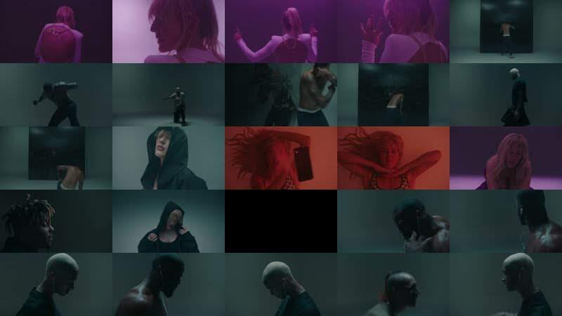 Ellie Goulding, Juice WRLD - Hate Me (Official Video)