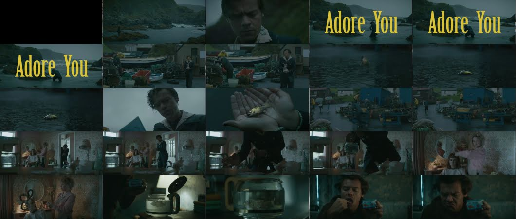 Harry Styles - Adore You (Official Video)