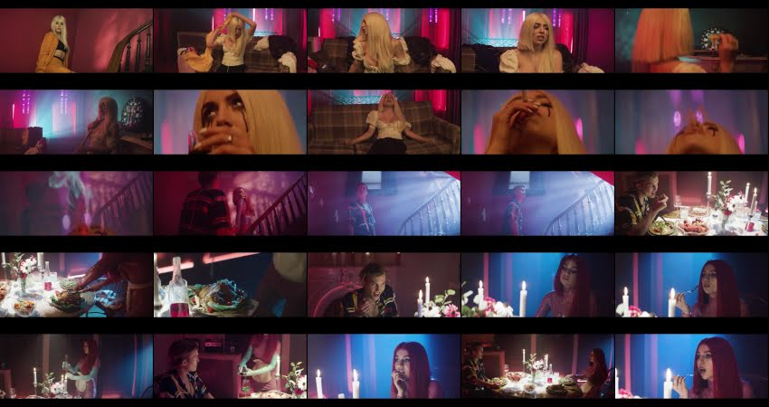 Ava Max - Sweet but Psycho [Official Music Video]