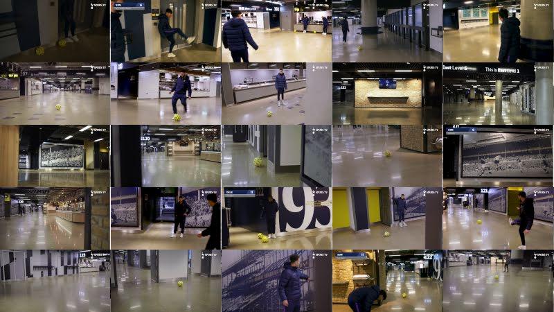 IS THIS THE WORLD'S HARDEST FOOTGOLF COURSE? | TOTTENHAM HOTSPUR STADIUM | Son, Dele, Lloris \u0026 Lucas