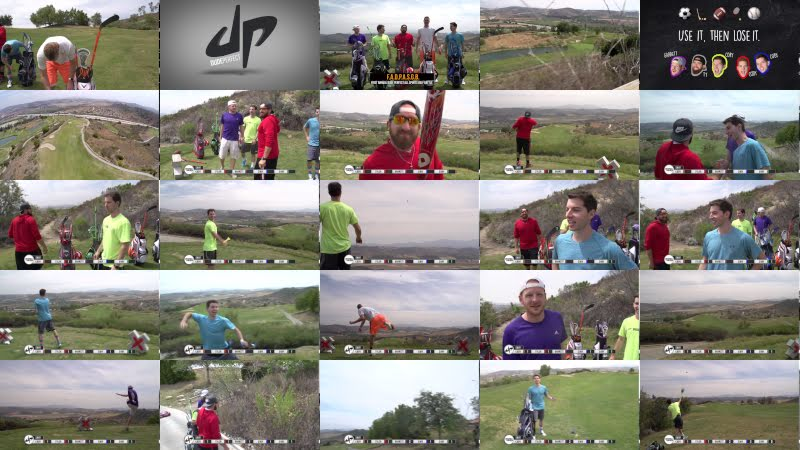 All Sports Golf Battle | Dude Perfect