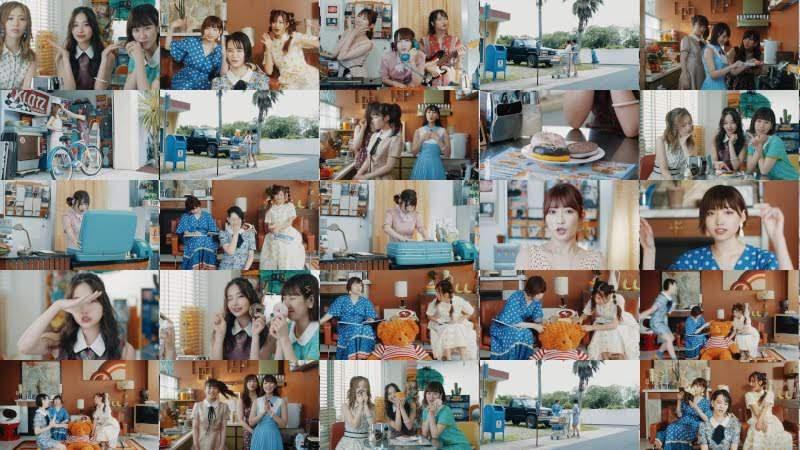 【MV】がっつきガールズ / NMB48 Team N