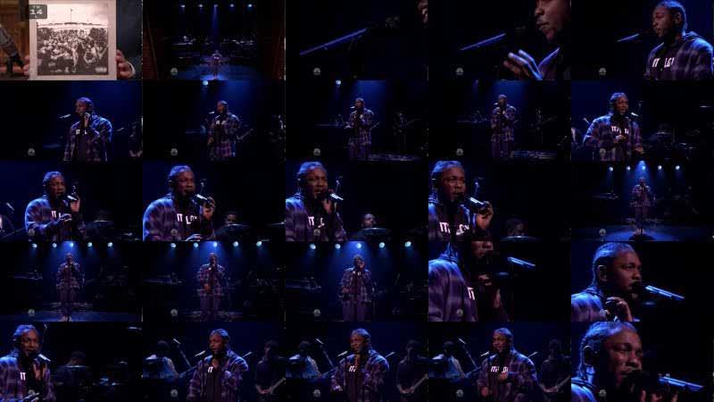 Kendrick Lamar - Untitled 8