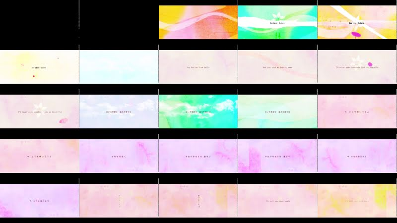 ARASHI - One Love : Reborn [Official Lyric Video]