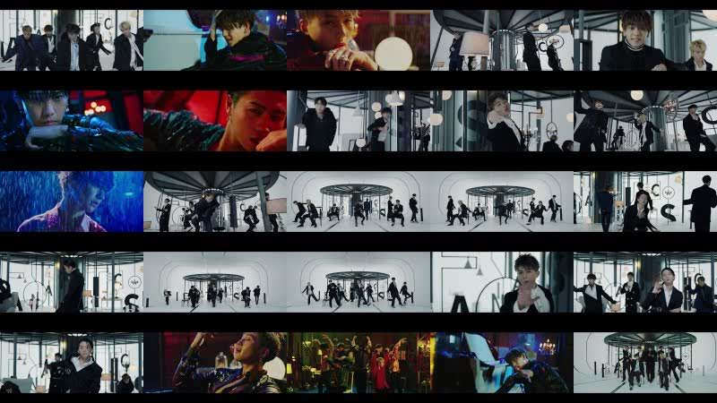 FANTASTICS from EXILE TRIBE / Hey, darlin' (Music Video)