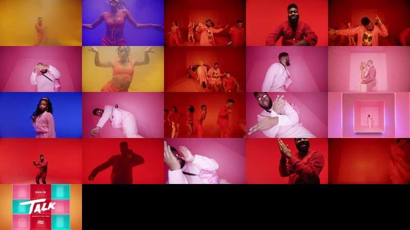 Khalid - Talk (Official Video)