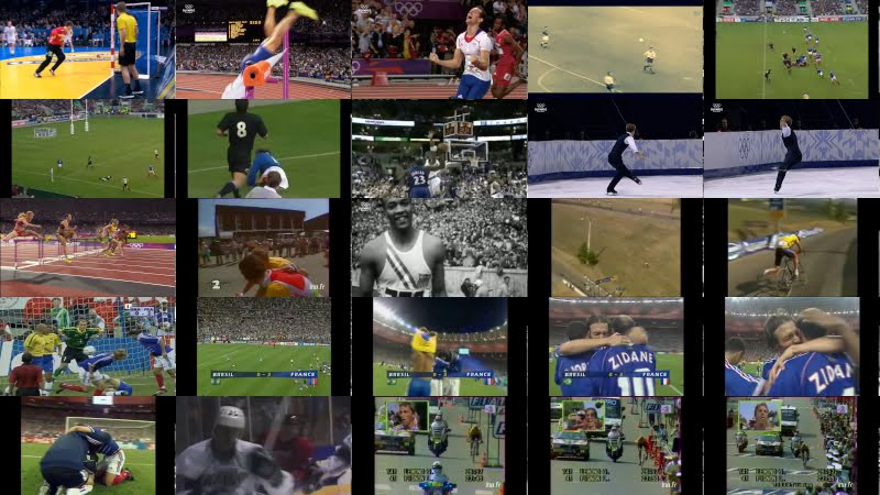 Greatest Sports Moments - M83 Outro (HD)