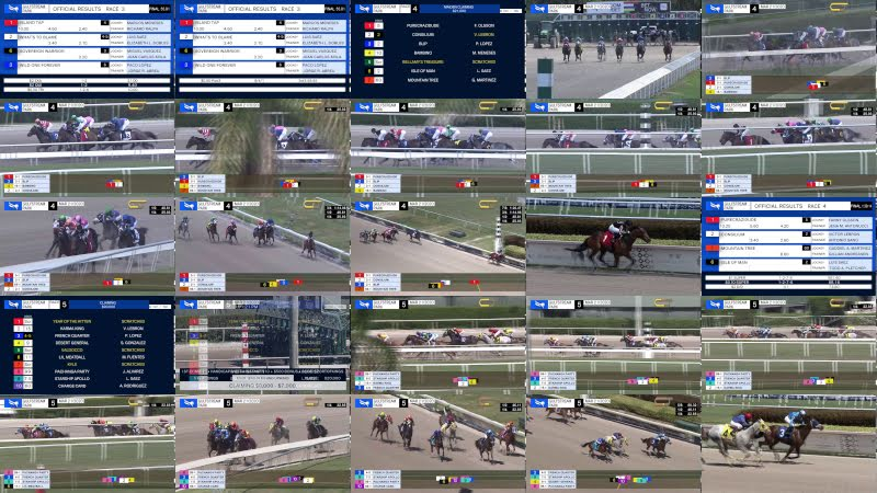 Gulfstream Park Replay Show | March 21, 2020