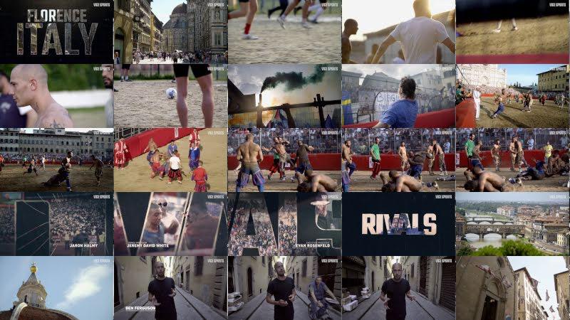 RIVALS: Bareknuckle Boxing Meets MMA in Calcio Storico - VICE World of Sports