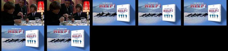 The Beatles Help! Blu-Ray Trailer 2013
