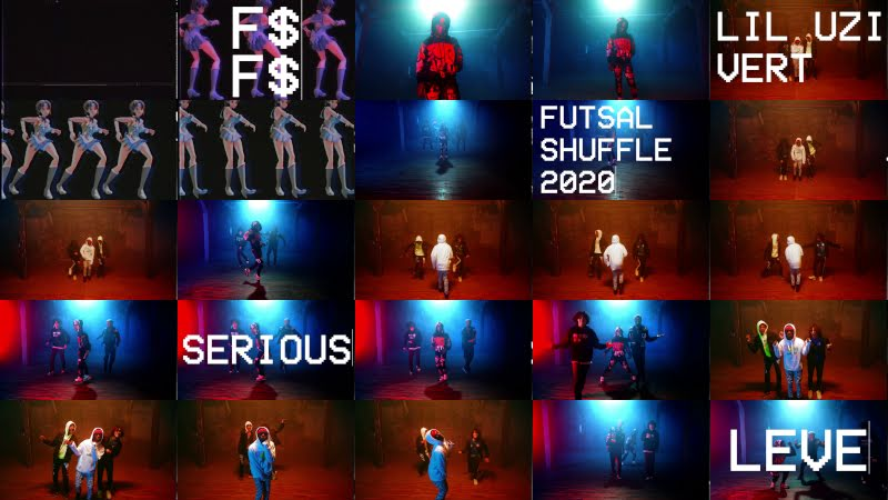 Lil Uzi Vert - Futsal Shuffle 2020 [Official Music Video]