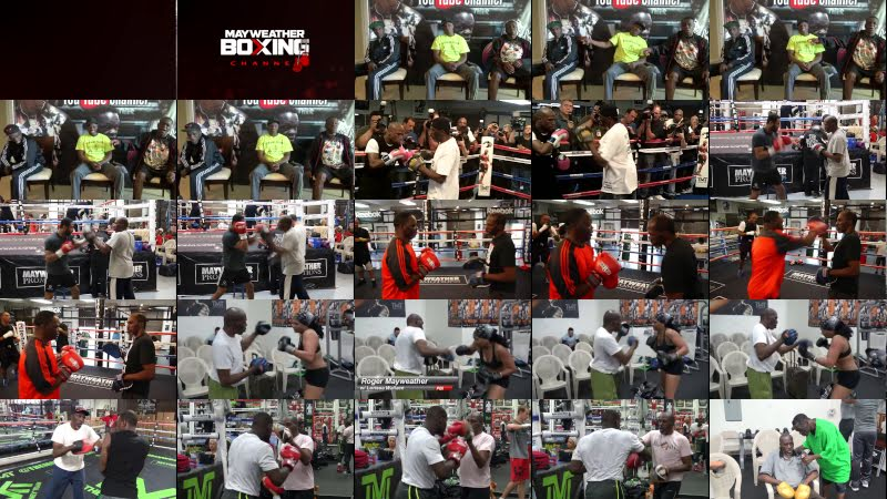 A tribute to the legendary Roger Mayweather