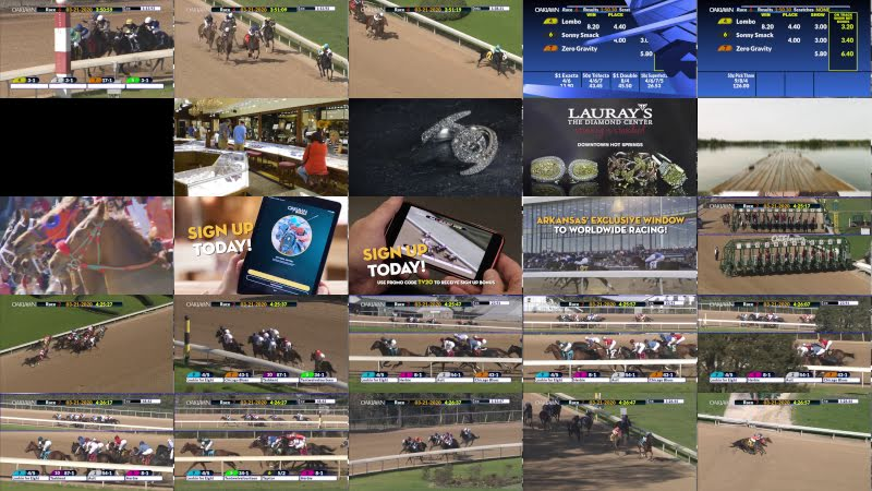 Oaklawn Today March 21, 2020