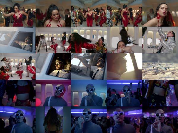 ROSALÍA, J Balvin - Con Altura (Official Video) ft. El Guincho