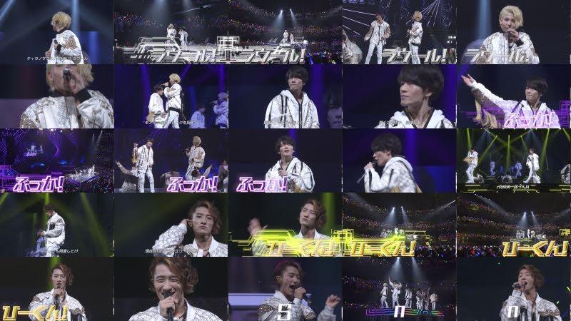 Snow Man「紹介RAP ~We are Snow Man~」(Summer Paradise 2019 at TOKYO DOME CITY HALL)