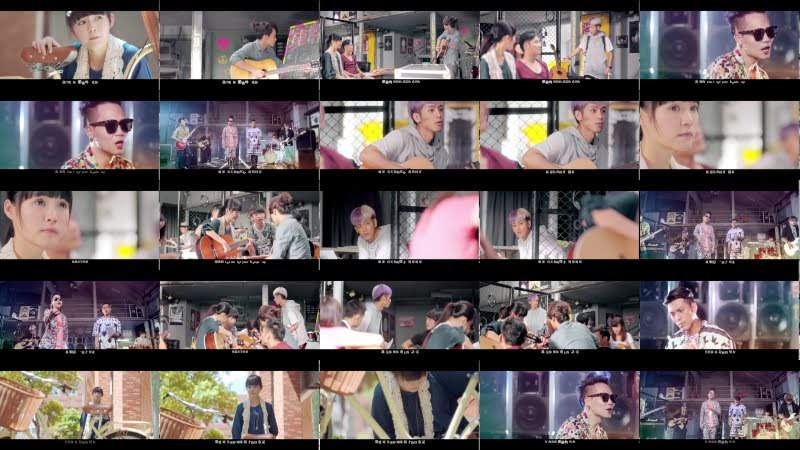 MP魔幻力量 [ 偷偷的 Secretly ] Official Music Video - 三立華劇「幸福兌換券」插曲